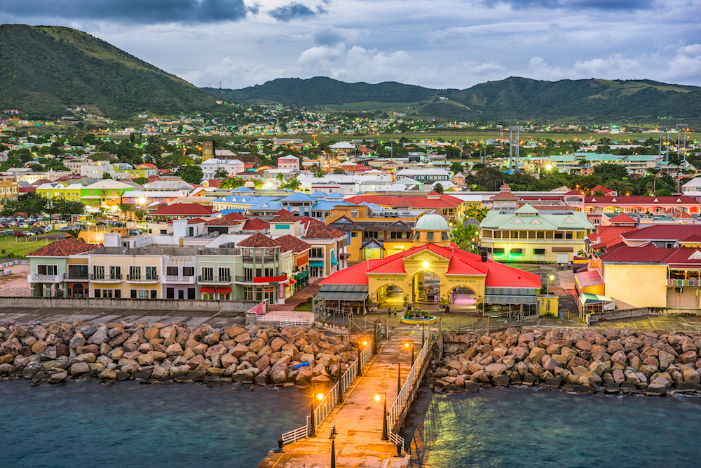 St Kitts Citizenship by Real Estate